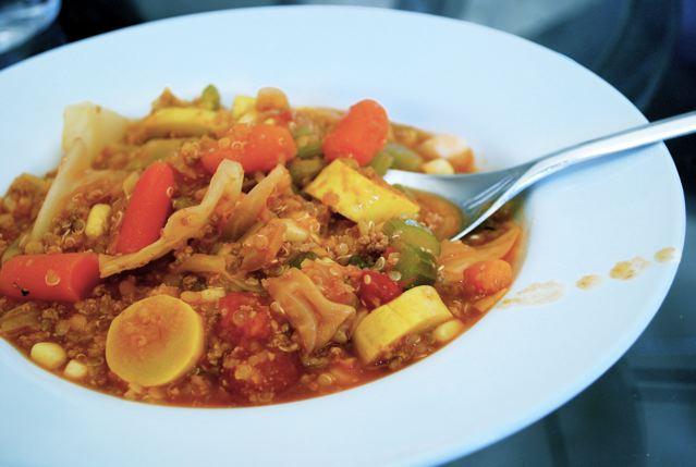 Ugly Soup
