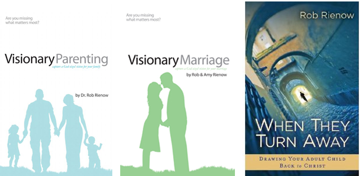 VisionaryFam books