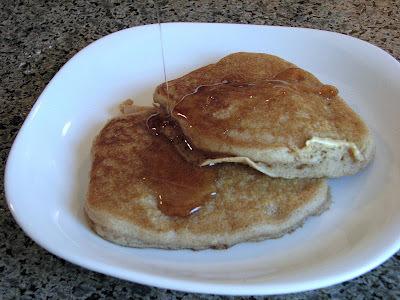 Allergy-free pancakes
