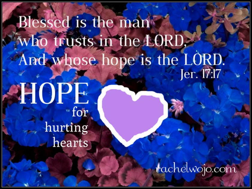 Hope For The Hurting Heart