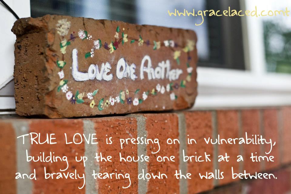 The Labor of Loving | gracelaced.com