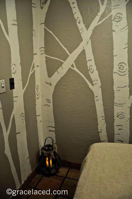 Aveda Spa Earth Room Design | gracelaced.com