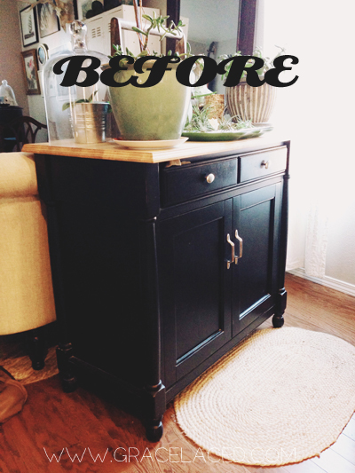 BEFORE AND AFTERS Annie Sloan Chalk Paint